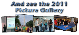 Click here to see the 2011 REU Picture Gallery