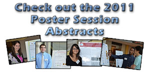 Click here to see the 2011 REU Poster Session Abstracts
